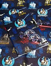 wars wrapping paper wars sheet wrapping paper m s