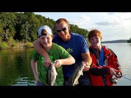 table rock lake fishing report table rock lake fishing report august 2 2016 youtube