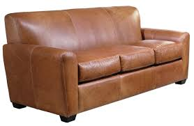 leather full sleeper sofa leather sleepers you ll love wayfair