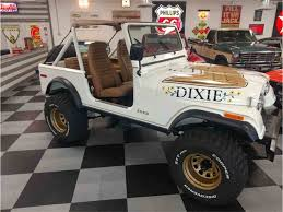 jeep eagle premier 1980 jeep cj 7 dixie jeep for sale classiccars com cc 1025695