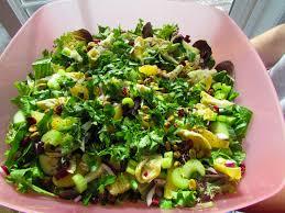 veg fiend orange artichoke and pistachio salad a thanksgiving