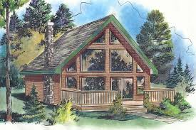 log cabin style house plans cabin style house plan 2 beds 1 00 baths 668 sq ft plan 18 4505