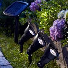 Solar Powered Landscape Lights Brilliant Decoration Solar Landscaping Lights Winning Solar