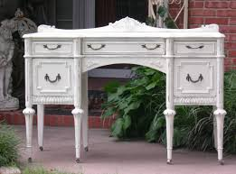 Antique White Desks by White Desk With Drawers For Sale Best Home Furniture Decoration