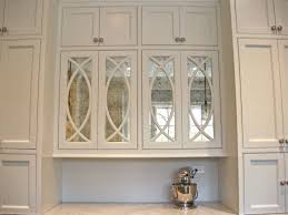 Kitchen Cabinet Doors With Glass Kitchen Mirrored Kitchen Cabinets Diy Antique Cabinet Doors