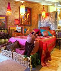 New Style Decoration Home Bedrooms With Boho Room Decor Style Design Ideas Information