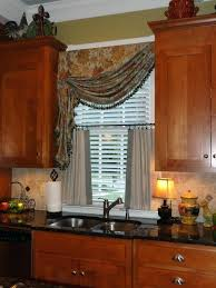 How To Make Your Own Kitchen Curtains by How To Make Your Own Kitchen Curtains Country French Country
