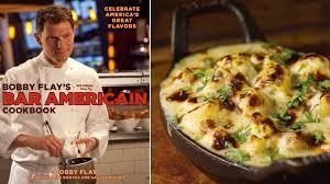 cauliflower and goat cheese gratin recipe bobby flay recipe