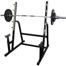 Rack Bench Press Safety Squat Bench Combo Rack For Sale