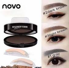 henna eye makeup 2017 novo makeup brow st seal eyebrow powder waterproof