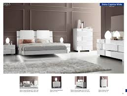 Italian Style Bedroom Furniture by Status Caprice Bedroom White Modern Bedrooms Bedroom Furniture
