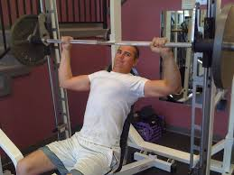 assisted bench press