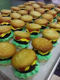 custom cupcakes custom kids cupcakes hamburger cupcakes we take the cake we take