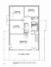 1 story floor plans house plan inspirational 1 level house plans with baseme hirota