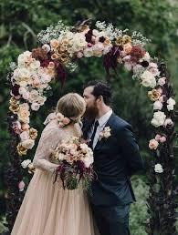 garden wedding ideas 47 enchanting fall garden wedding ideas happywedd