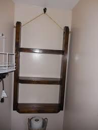 Hanging Bathroom Shelves Hanging Bathroom Shelves Shanty 2 Chic