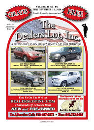 2906 dealerslot pgs 1 56 b by the dealers lot inc issuu