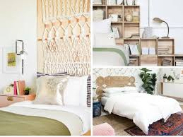 Transform Bedroom 21 Unique Diy Headboard Ideas To Transform Your Bedroom She