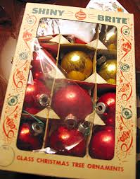 antique spotlight vintage christmas ornaments u2013 dusty old thing