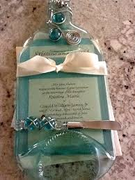 wedding invitation plate keepsake melted wine bottle with keepsake wedding by creativechameleon