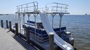 pensacola beach pontoon boat rentals offers double decker pontoon