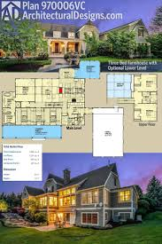 957 best house plans images on pinterest floor plans master architectural designs 3 bed farmhouse plan 970006vc has a great front porch incredible views to