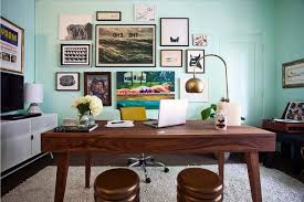 home office decorating small furniture ideas pictures on a budget