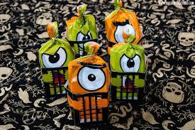 Halloween Goodie Bags Diy Halloween Goodie Bags