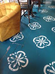 Kitchen Stencils Designs by Top 10 Stencil And Painted Rug Ideas For Wood Floors