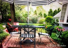 deck furniture layout furniture stunning outdoor dining room decoration using round
