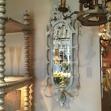 Sconce Mirror Triple Candle Holder Wall Sconce Mirror Large U2013 Cowshed Interiors
