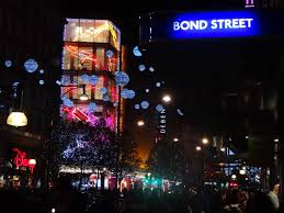 when are oxford street christmas lights switched on time out