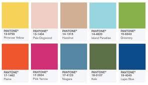 2017 popular colors pantone fashion color report reveals trending colors for the