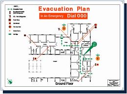 fire exit floor plan template home fire evacuation plan template beautiful 27 of emergency floor