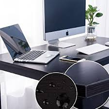 High End Computer Desk Amazon Com Merax Modern Simple Design Computer Desk Table