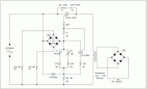 arc welding transformer power regulation schematic
