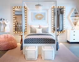 Small Teenage Bedroom Decorated With Paisley Wallpaper And by 20 Of The Most Trendy Teen Bedroom Ideas Bedrooms Change And Easy