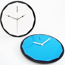 online buy wholesale contemporary wall clock designs from china
