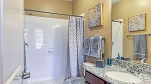 model bathrooms amenities highland square luxury southern student living
