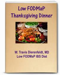 thanksgiving dinner for low fodmap diet