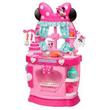 Minnie Mouse Bathroom Accessories minnie mouse minnie u0027s bow tique sweet surprises kitchen play set