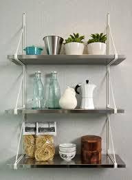 Kitchen Storage Shelving Unit - kitchen amazing metal kitchen shelves kitchen unit shelves small