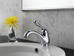 Single Hole Bathroom Sink Faucets Adorable Single Hole Bathroom Faucets Inspiration Home Designs