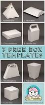 gift bag templates free printable best 25 box templates printable free ideas on pinterest gift