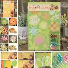 aliexpress com buy creative paper flower kit gift simple diy