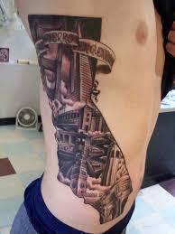 40 breathtaking state of california tattoos tattooblend