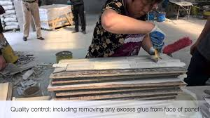 ledge stone process video by decor australia stacked production