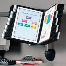 Desk Reference System by Flex Information Reference Organizer Hn3420 283