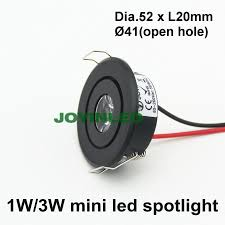 home store decor products 10pcs mini led spot light downlights