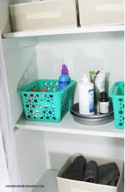 dollar tree bathroom organization homemade ginger